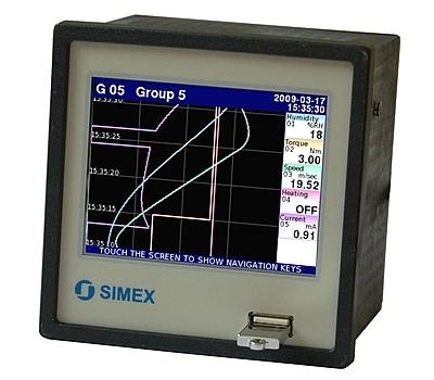 simex multicon indikator