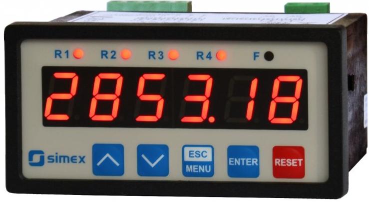 Simex indikatori, slik 94 brojač