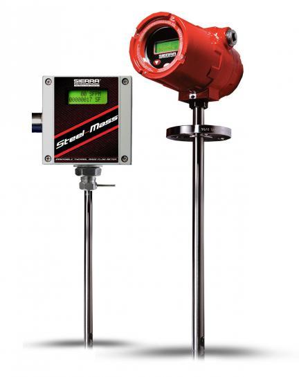 Termalna mjerila protoka mase - Sierra Instruments mjerna oprema